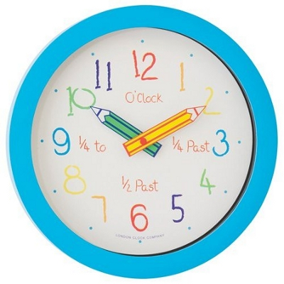 Kids Clock Tell The Time